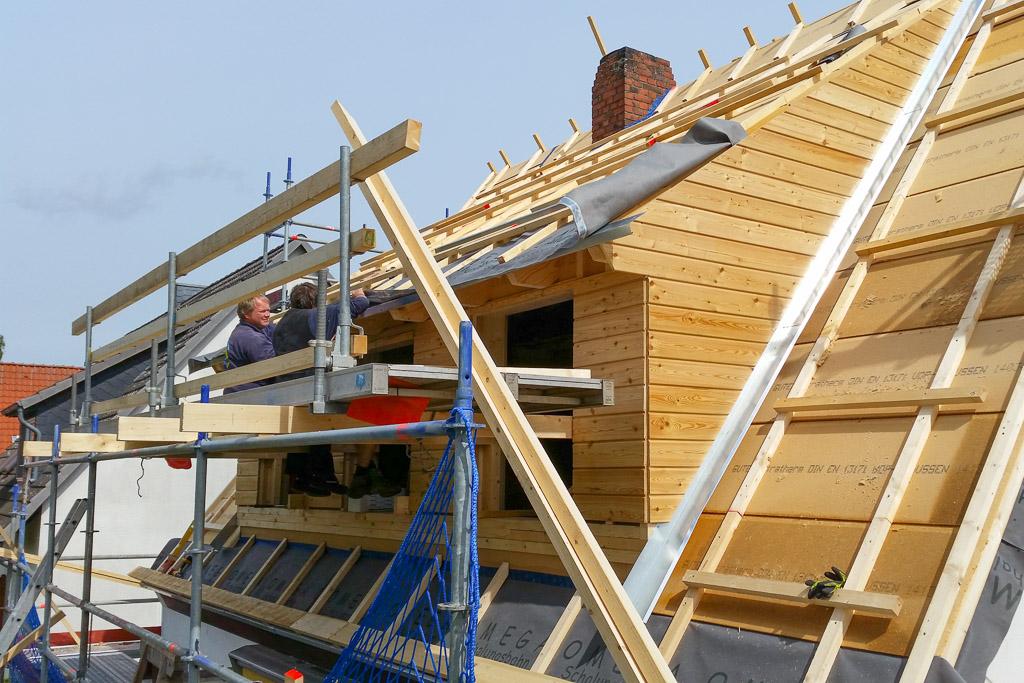 Dachsanierung-110611-Zimmerei Arne Jacob